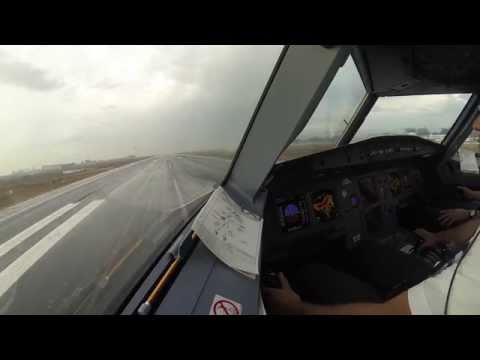 Impacto Rayo en aeronave