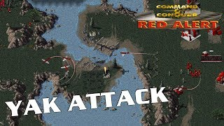 Soviet Mission 2a - The thin red line ( Command & Conquer - Red Alert )