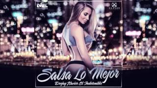 Salsa Baúl Mix  DeejayXavier Indetenible En Alta