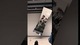 Hayward Gallery - mirror research
