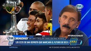Fox Radio - 10 diciembre 2018 - Leto caliente, no se aguanta River campeón y el desastre Boca