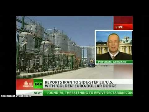 India First Gold Payment for Iran Oil