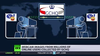 'GCHQ in your sheets': UK (spies) collect Yahoo web chat images  2/28/14