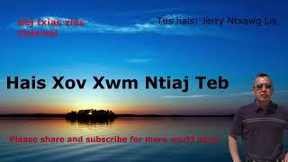 Mloog Xov Xwm Ntiaj Teb. 1/20/2018