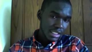 Message de Assane Ndiaye jeune etudiant senegalais au Canada