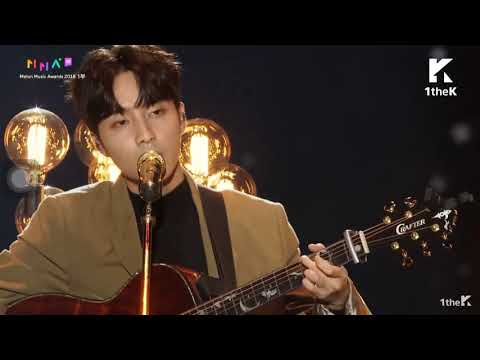 181201 MMA 2018 Roy Kim- Only Then (live)