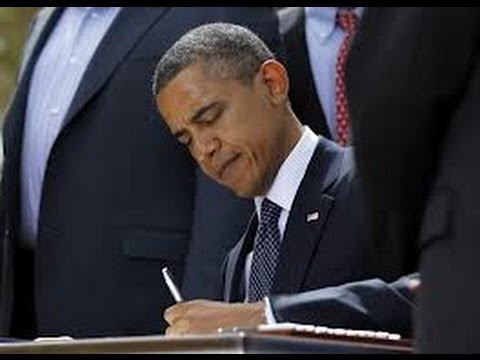 Obama Signs 2013 NDAA, Blocking Closure of Gitmo & Allowing Indefinite Detention Of Americans