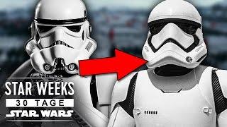 DAS passiert vor STAR WARS 7 - Das Erwachen der Macht! (ohne Spoiler) - STAR WEEKS