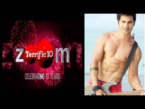 Bollywood News In 1 Minute - 16 09 2014 - Zoom 10th Anniversary,varun Dhawan video