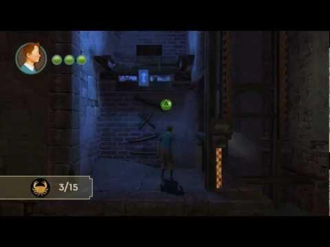 As Aventuras de Tintim Gameplay 1080p na GTX 460 Jogo em PT BR