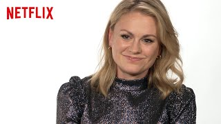 The Irishman's Anna Paquin Reflects On Her Favorite Roles | Netflix