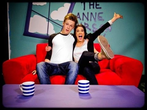 YT Sensation Caspar Lee on The Anne Hirsch Show: S02 EP12