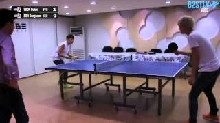 [B2STLYSUBS] 120812 Table Tennis Match