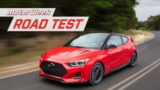 2019 Hyundai Veloster Turbo | Road Test