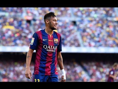 Neymar ● Crazy Skills Show ● 2015 ● Hd video