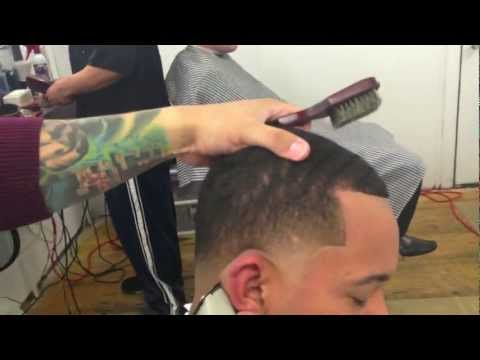 Barber Haircutting Bald Taper Camden New Jersey
