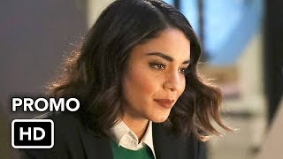 "Powerless (NBC) ""Kryptonite"" Promo HD - Vanessa Hudgens comedy series"