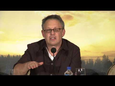 Bill Condon Part 3: The Twilight Saga: Breaking Dawn Part 2 Press Conference