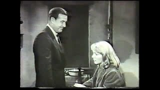"MARKHAM: ""THE SEARING FLAME"" Season 1, Episode 40. 4-7-1960."