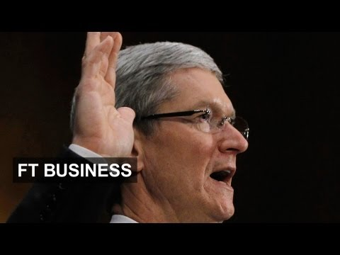 Apple chief executive defends tax payments