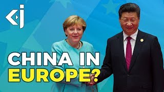 Will CHINA takeover EUROPE? - KJ Vids