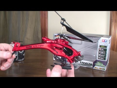 Sky Rover - Dark Stealth - Review and Flight