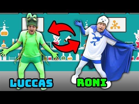 SUPER FOCA TROCOU DE CORPO COM SUPER GAFANHOTO !!