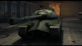 WOT. Тяжелый танк - 110. (Китай)