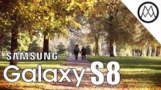 Samsung Galaxy S8 Cinematic 4K Camera Test