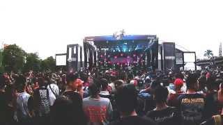 Download Lagu Rosemary  -  Punk Rock Show at Sonic Fair 2015 Gratis STAFABAND