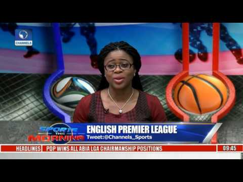 Sports This Morning: Discussing The EPL With Ben Alaiya Pt 2