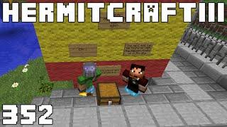 Hermitcraft III 352 Around The Hills In Twenty Minutes