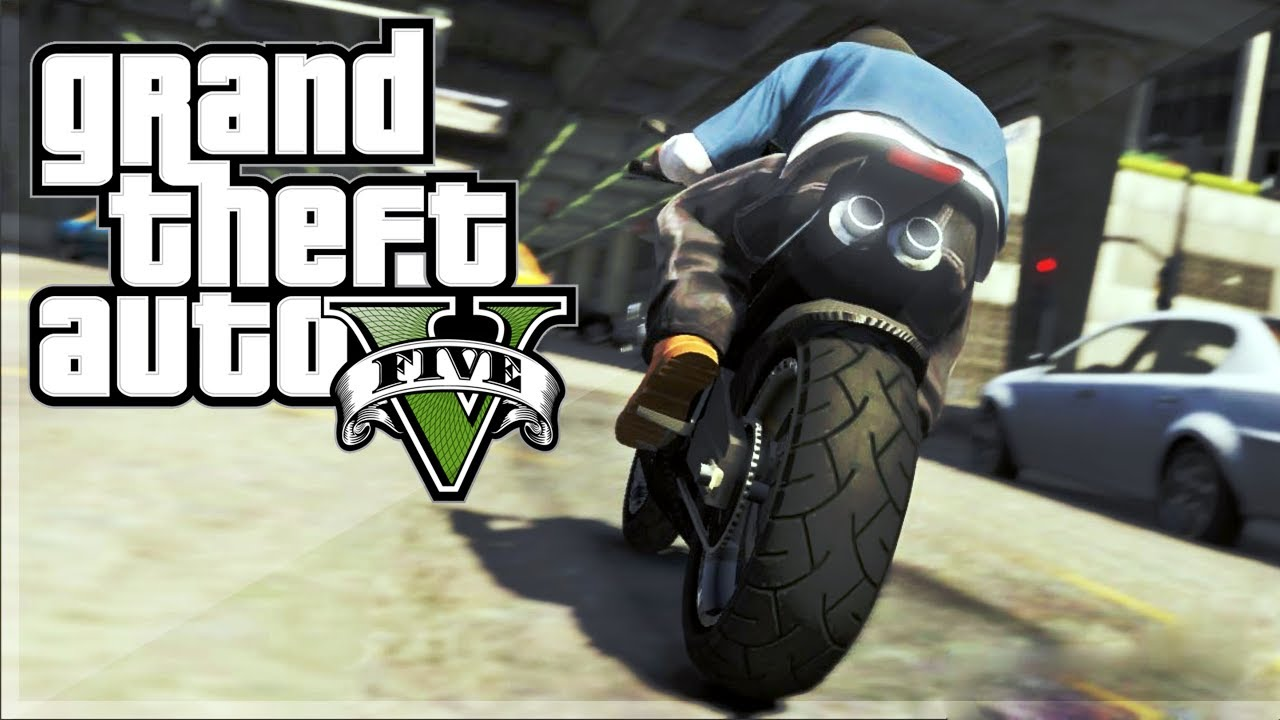Bike Tricks Gta 5 GTA BIKE STUNTS MONTAGE