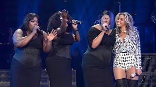 "Download Lagu Beyoncé Backing Vocalist: Montina Cooper ""Beyoncé Works Hard"" (Formation Tour) Gratis STAFABAND"
