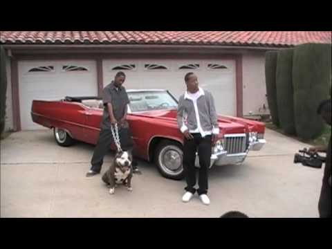 BLUE LINE KENNELS SMOKIE  CHILLING WITH KURUPT 2009 CLASSIC WEST COAST SHIT