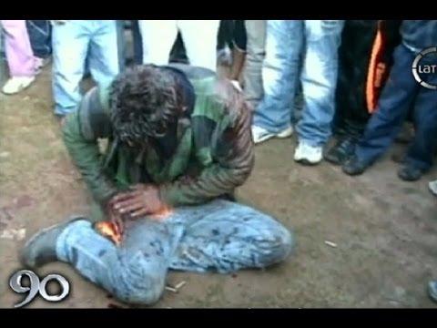 Tierra de Nadie: Asesino fue quemado y golpeado brutalmente en Puno