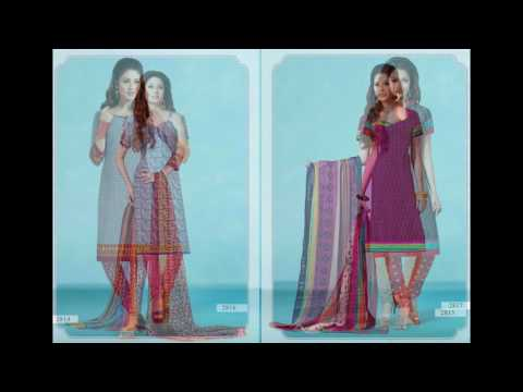 DESI GIRL EDITION 11 DRESSES - SURAT TEXTILE BAZAAR
