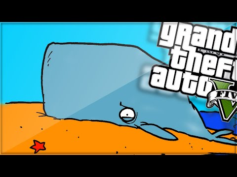 We Are Beached Whales! (gta 5 Funny Moments) video