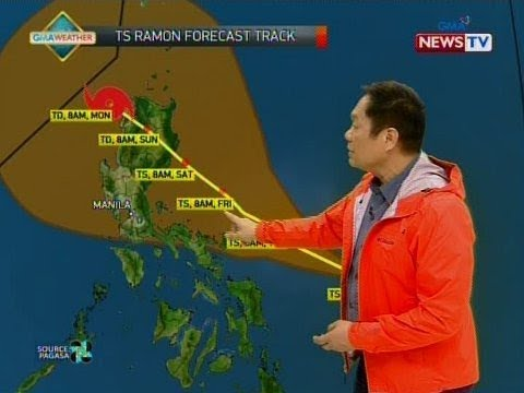 BT Weather Update as of 1213 PM November 13, 2019
