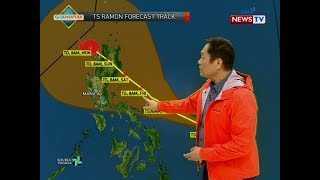 BT: Weather Update as of 12:13 PM (November 13, 2019)