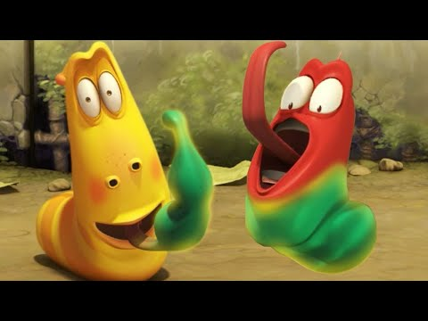 LARVA - SUPER LIQUID | 2018 Cartoon | Cartoons For Children | WildBrain Cartoons