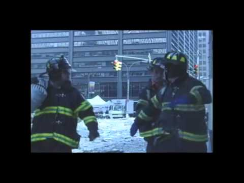 NYC Emergency Services Responses on 9/11 Compilation Pt. 1
