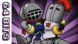 64 Bits - Cupsouls (Dark Souls animated like Cuphead)