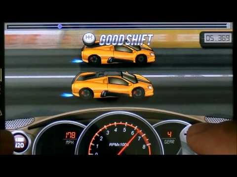 Drag Racing 11.131 SSC Ultimate Aero level 9