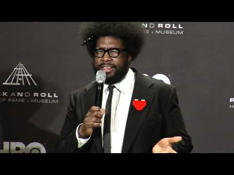 ?uestlove of the Roots talks about the Beastie Boys