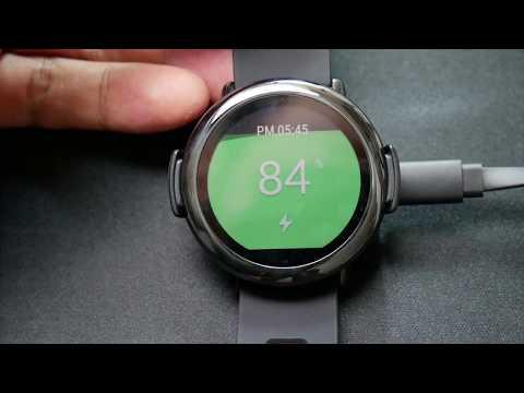 Xiaomi Huami Amazfit Smartwatch - Review
