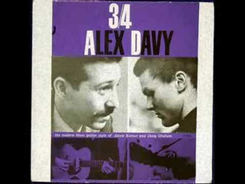 Davey Graham and Alexis Korner 3/4 AD