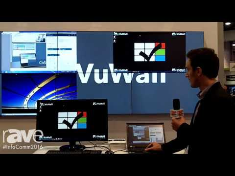 InfoComm 2016: VuWall Showcases CoScape