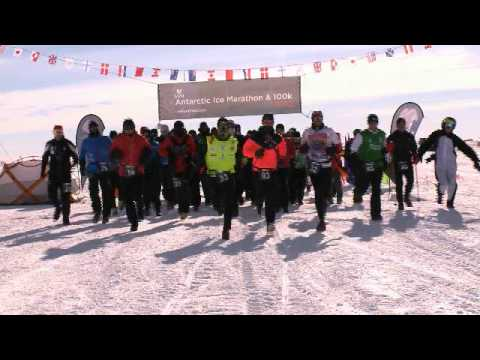 Antarctic Ice Marathon 2012 (Official Video)