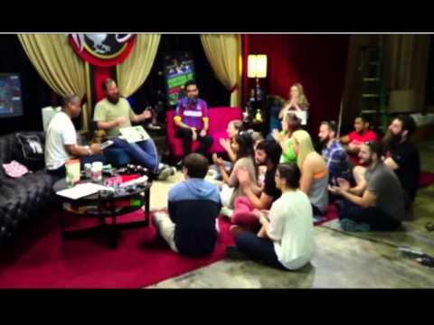Levar Burton Reads go The Fuck To Sleep video